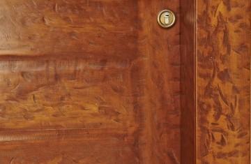 דלת כניסה עבודת יד